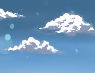 Clouds by KingofLions