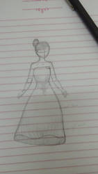 Prom Dress by BMoraes13