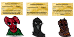 Fursona Generator Adopts (Name Your Price) OPEN by Shadowhawk-Adopts