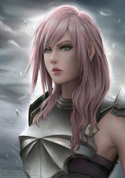 Lightning FF by VivianMeow