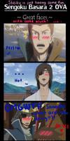 -GREAT FACES PARODY- by sheiku92