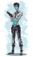 BORDERLANDS: Zer0 II by sheiku92
