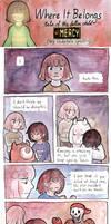 Where It Belongs: MERCY (true ending) by ShrubSparrow