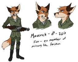 Maverick Ref by captyns