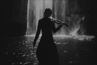 serenade for abyss by shamanski