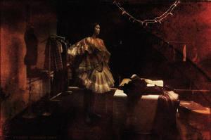 dolls - departure lounge by shamanski