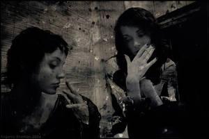 dolls - loneliness by shamanski