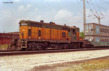 CNW 4108 31st St IHB 6-9-91 by eyepilot13