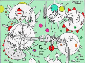 SekretSpaceWars-  Sphere-X(color) by eyepilot13