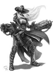 Xenos Inquisitor by Corbella