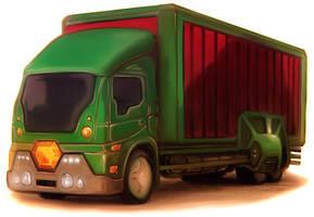 Scania by Corbella