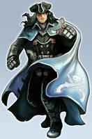 W40k Inquisitor Cyric Rune - Ordo Hereticus by Corbella