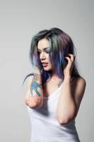 Irish Ink Models by shauna93