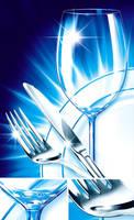 The Dishes by vega0ne