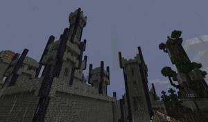 My Minecraft City by Retsinab