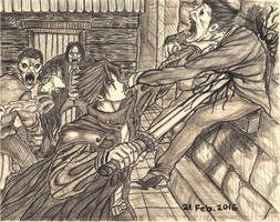 Monster Hunter by Saulcloud25