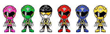 Kaizoku Sentai Gokaiger v1 by robinosuke