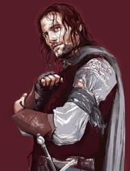Aragorn by livila