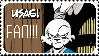 Usagi Yojimbo Fan Stamp. by MrsNox