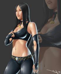 X-23 by iurypadilha