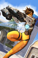 Overwatch Tracer by iurypadilha