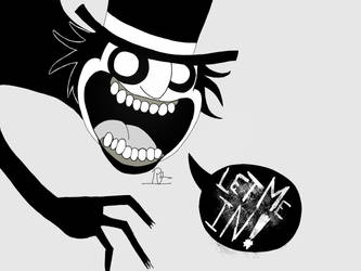 The Babadook-Alex mordor. by Alexmordor