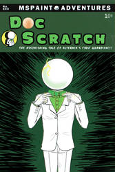 Doc Scratch Dime Comic by Darkkako