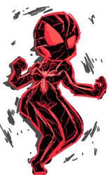 Earth-X venom by kurohaneco