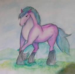 Horse by Xxkillerkitty123456