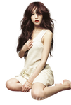 [PNG17] 4Minute's HyunA for High Cut by exotic-siro