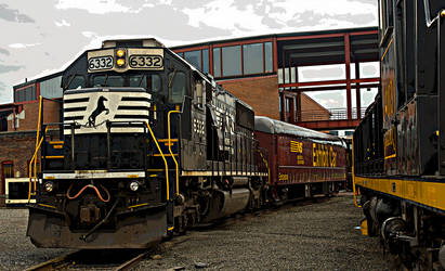 NS 6332 by amarouq2