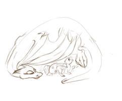Dragon Birth by GroLaid
