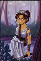 Artemis by Kitsune64