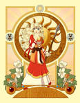 Commission: Sunna by Kitsune64