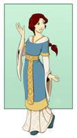 Yonec - Lady Emelin by Kitsune64