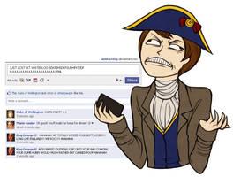 Facebook - Napoleon Waterloo by ARISTOCREEP