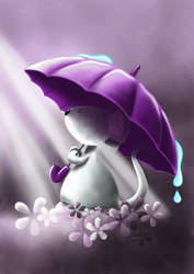 After the rain by dream-and-draw