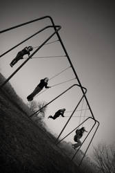 Four Swings by gregpurnell