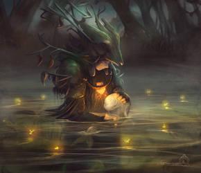 Healing by LorennTyr