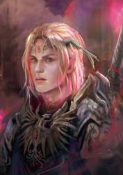 Elf by LorennTyr