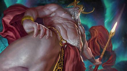Odin by Chen0924