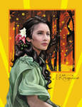 The Cry of Maria Makiling by mkfrancisco
