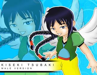 Kiseki Tsubaki (Male Version) by mkfrancisco
