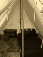 Tent Take 1 by legolaslover2003