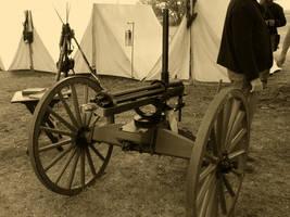 Gatling by legolaslover2003