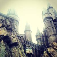 Hogwarts by Timitu