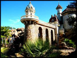 Little Mermaid Castle 2 by Timitu