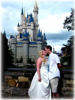 Magic Kingdom Wedding by Timitu