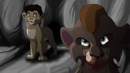 Page 59 - Levar's Life (Cartoon Blood warning) by Timitu