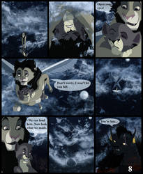 Moson's Comic Page 8 Ch.4 by Timitu